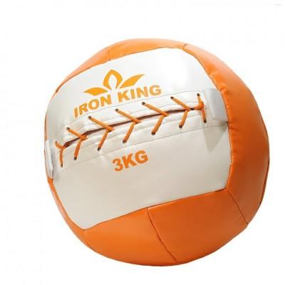 Медбол Iron King 3 кг
